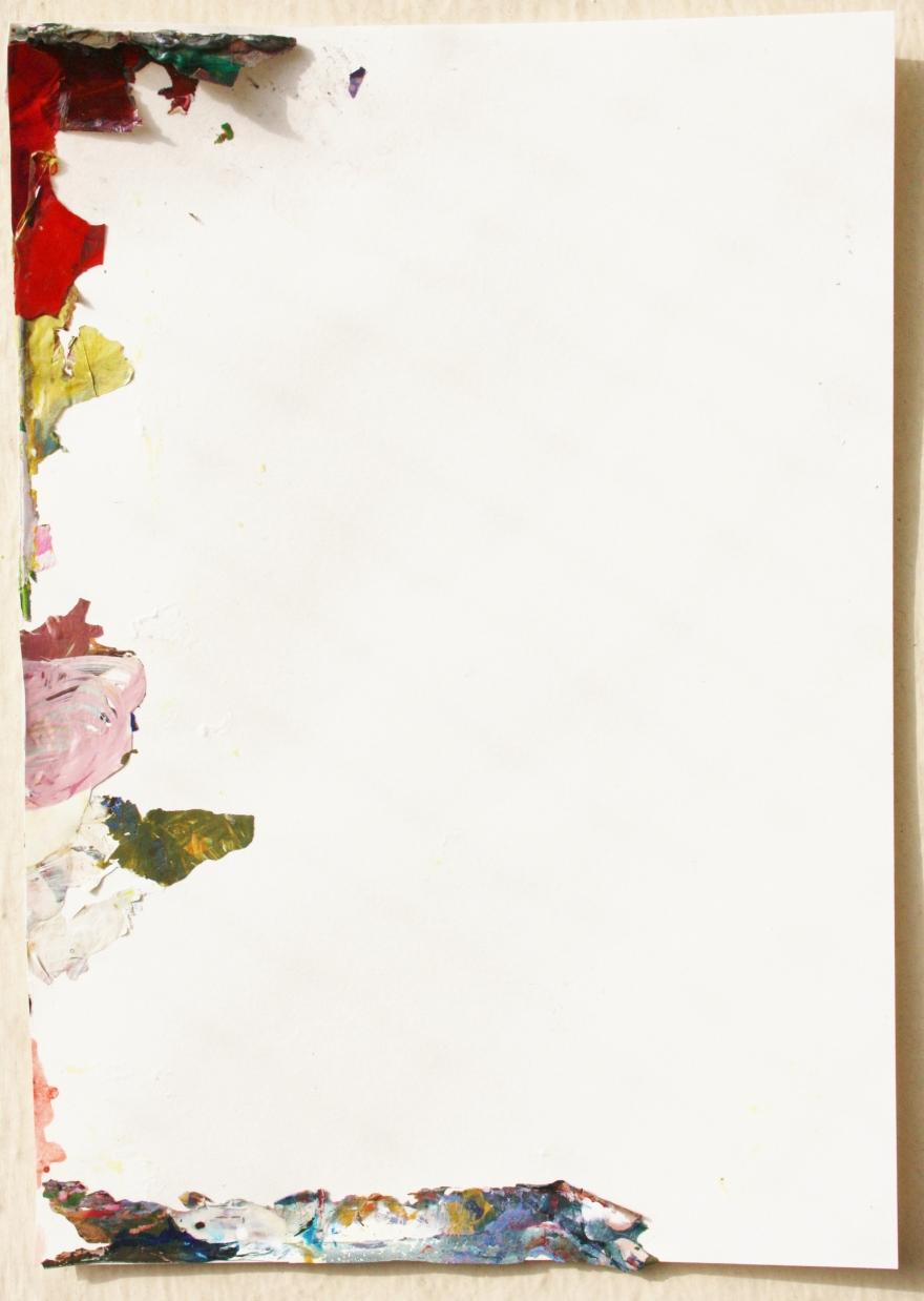 Fragments # 1, 2012