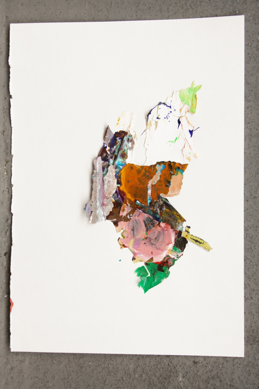 Fragments #2. 2012