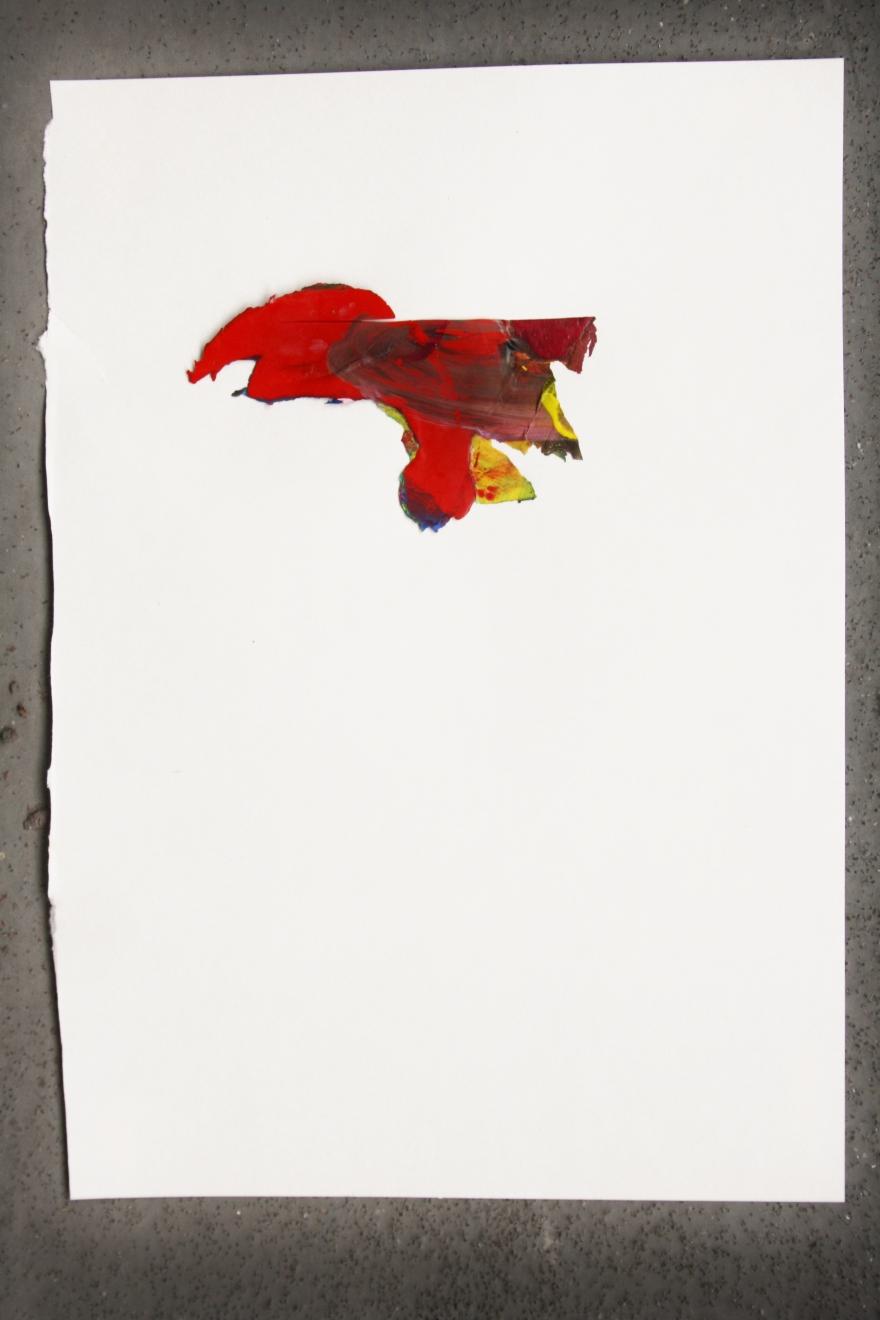 Fragment #4, 2012