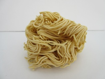 Ready-made, Dried Noodles, 2018