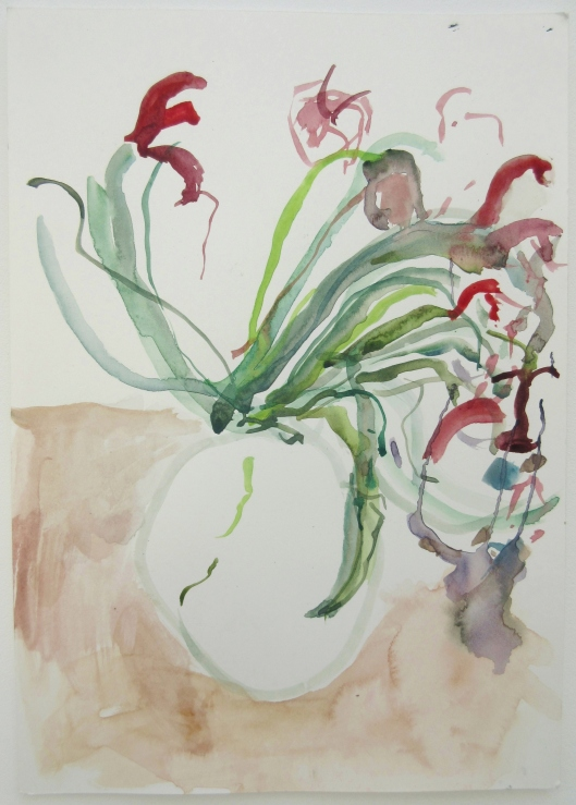 hTulips on a Table, 2019